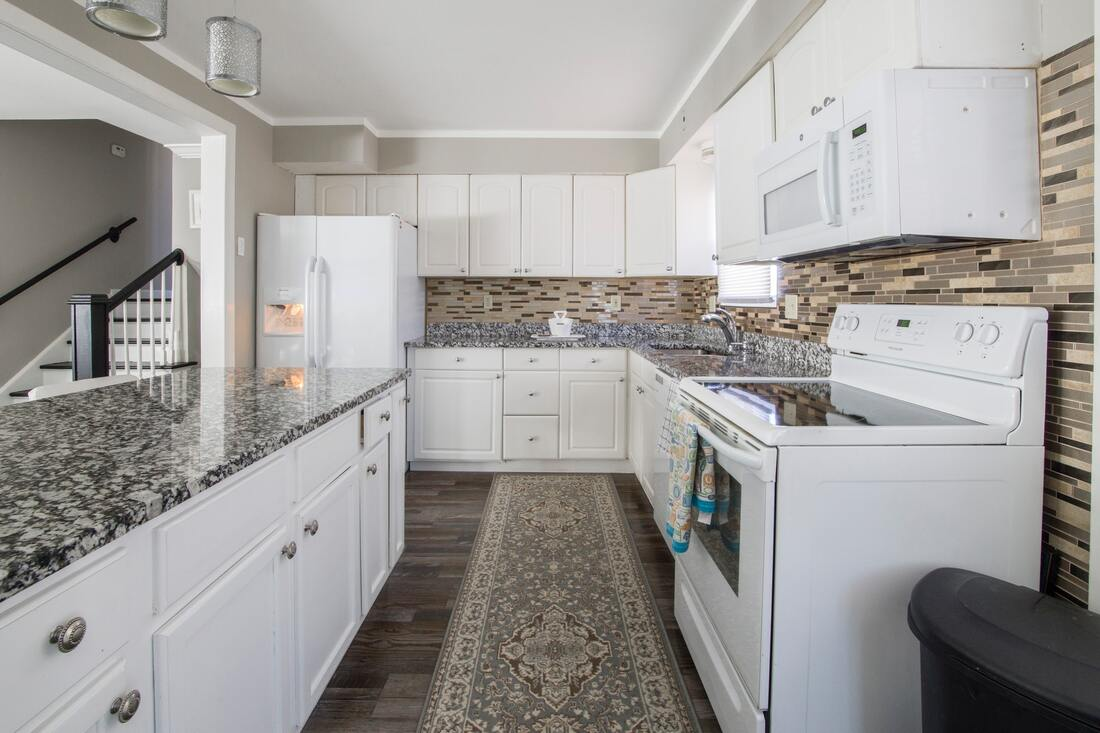 Kitchen Tile Remodel - Tile Installation Specialists Of Panama City