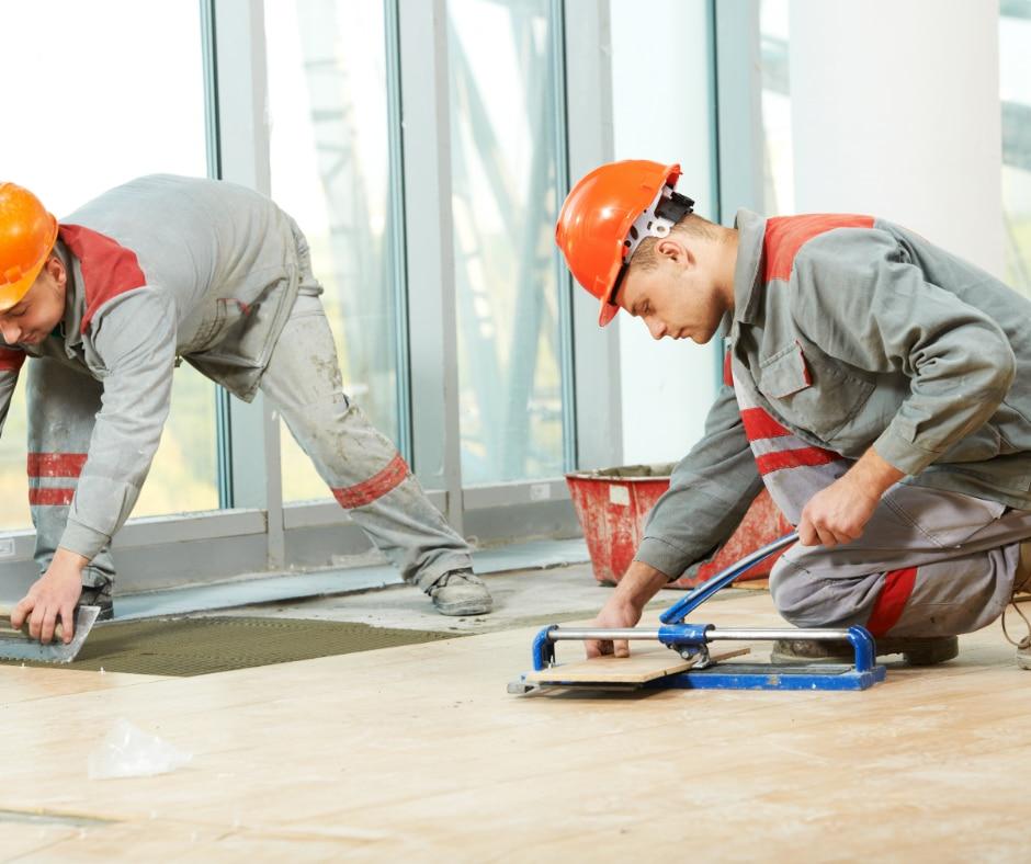 Tile Contractors Panama City Florida